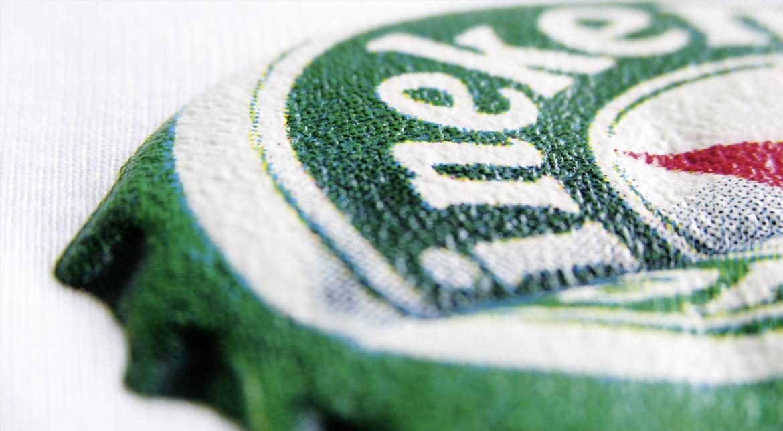 Heineken, Fotografie