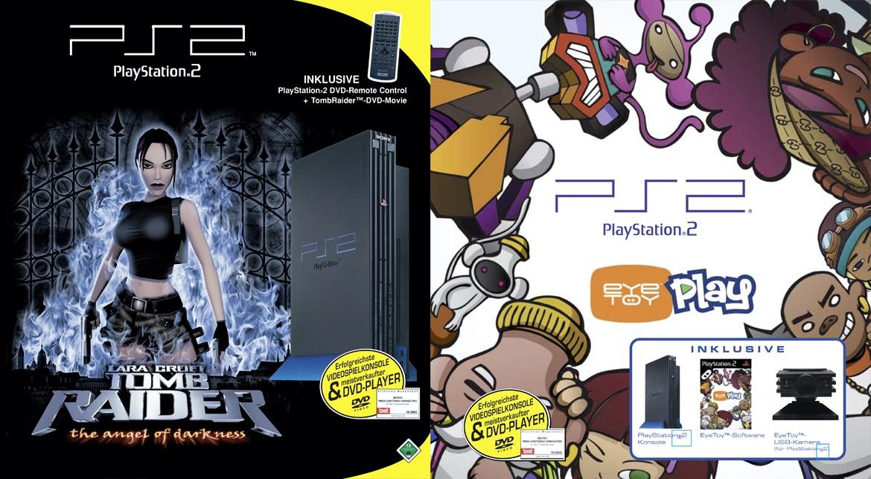Sony, Verpackung
