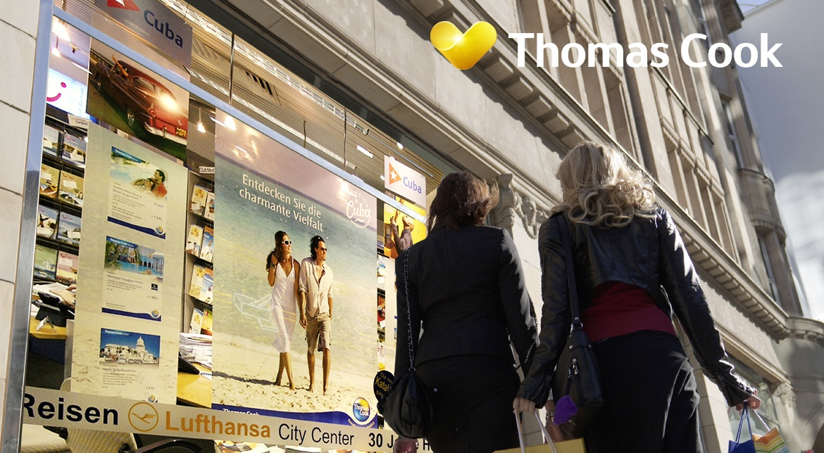 Thomas Cook, POS